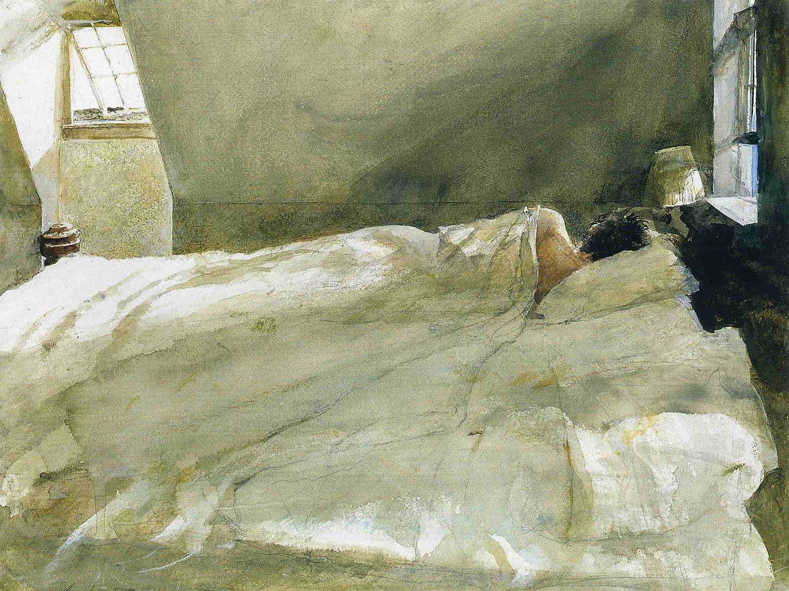 Andrew Wyeth (1917-2009)