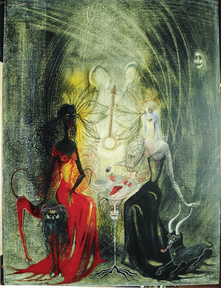 Copyright Estate of Leonora Carrington /ARS.